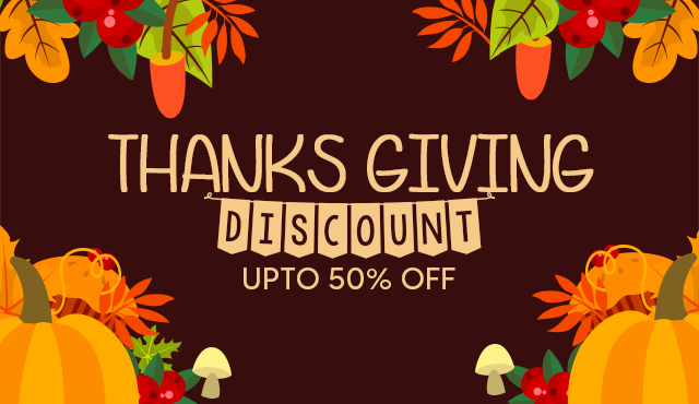 Thanksgiving Day Coupon Codes
